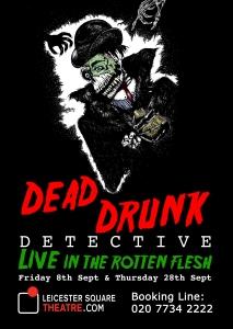 Dead Drunk 2 A3 image