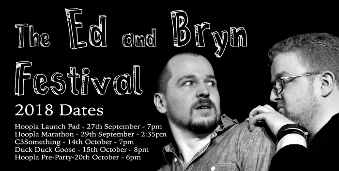 Ed & Bryn Autumn Dates